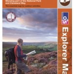 Explorer OL26 - North York Moors Western area